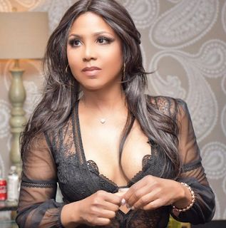 Toni Braxton Shared Sexy Photos Of Her To Celebrate Her 50 Birthday.