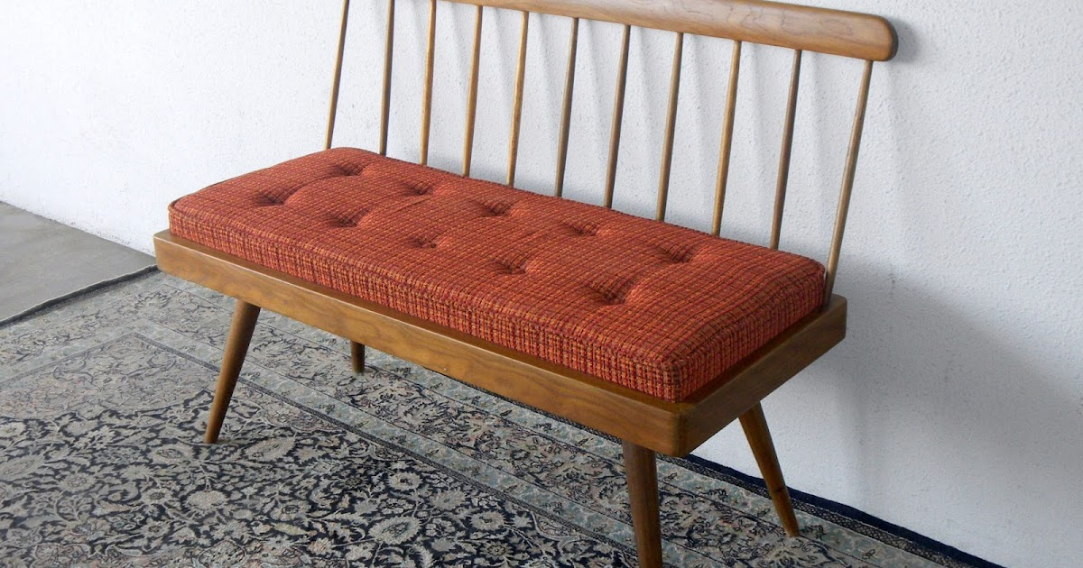 MID CENTURY MODERN INSPIRED FURNITURE @ SECOND CHARM