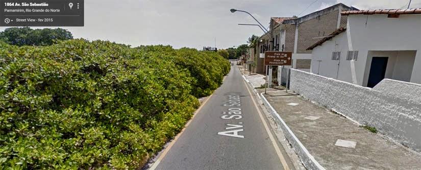 Maior Cajueiro do Mundo - Natal, Rio Grande do Norte