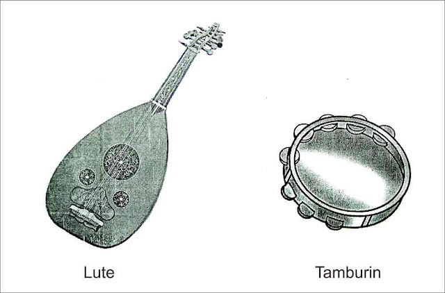 alat-musik-arab-tamburin