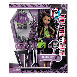 MH I Heart Fashion Clawdeen Wolf Doll
