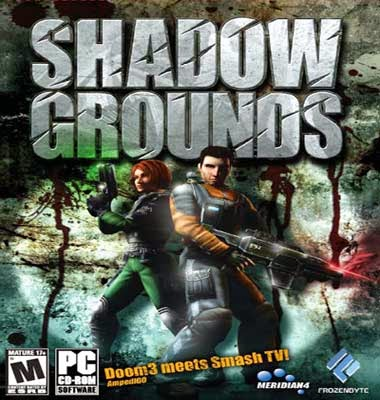 غلاف لعبة Shadowgrounds