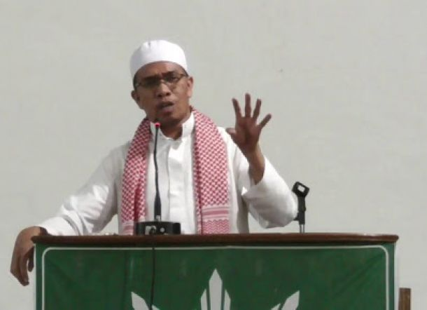 Dilaporkan GP Ansor ke Polisi, Sekretaris PKS Sulbar akhirnya Mau Minta Maaf