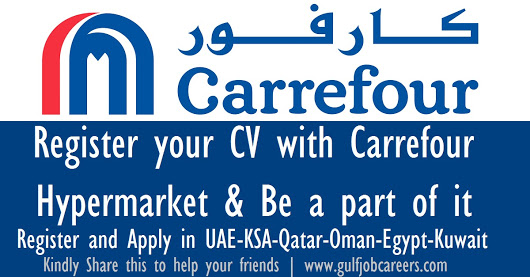 carrefour one of the biggest french hypermarket chains on the planet was acquainted with the middle east and north africa mena advertise in 1995 by majid - Register Cv