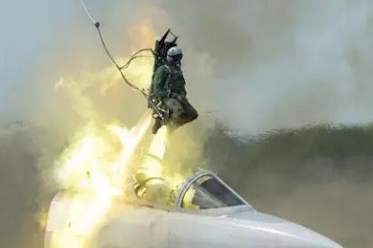 Begini ! Alasan Pesawat Komersil Tidak Mempunyai Bangku Pelontar Dan Parasut Untuk Keselamatan