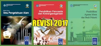 Buku Kurikulum 2013 SMP/MTS Kelas 7 Revisi 2017 | Buku ...