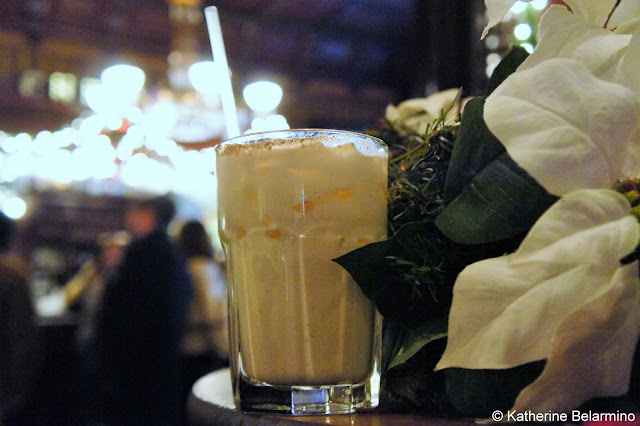 Bourbon Milk Punch at The Columns Hotel Drinks to Try in New Orleans
