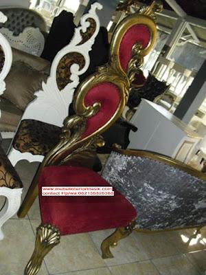 kursi makan klasik jati jepara,furniture klasik mewah,toko jati,jual mebel interior klasik,trembesi jepara