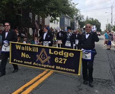 Wallkill Lodge Parade Banner | Banners.com