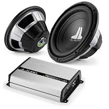 JL Audio JX10001D Class D Car Speaker Amplifier