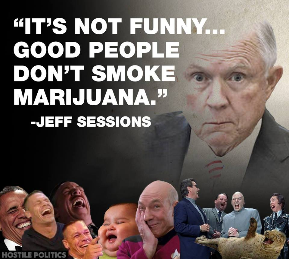 Image result for sessions marijuana