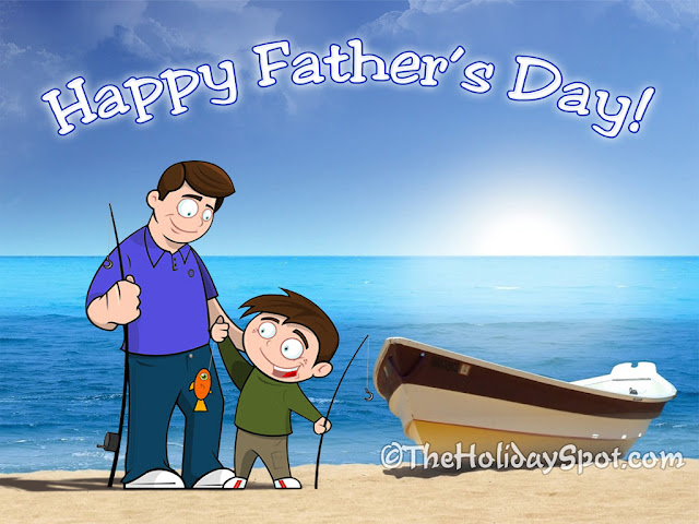 fathers day wallpapers & greeting Cards 2017