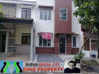 Rp.900 Jt Dijual Cepat Rumah Baru 2 Lantai Di Victoria Sentul City (code : 256)