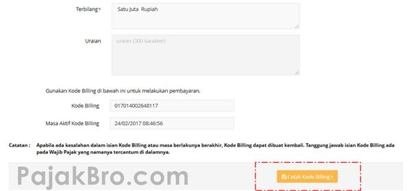 SSE Pajak DJP Online Surat Setoran Elektronik dan Kode Billing Pajak
