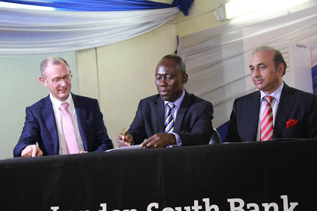 PUC Signs A MoU With London South Bank University & Association of Business Executives (Abe)-UK
