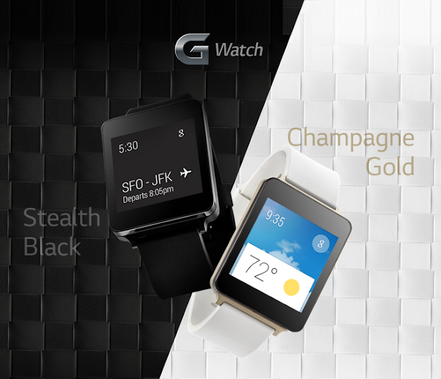 LG G Watch To Be Water & Dust Resistant And Arrive In