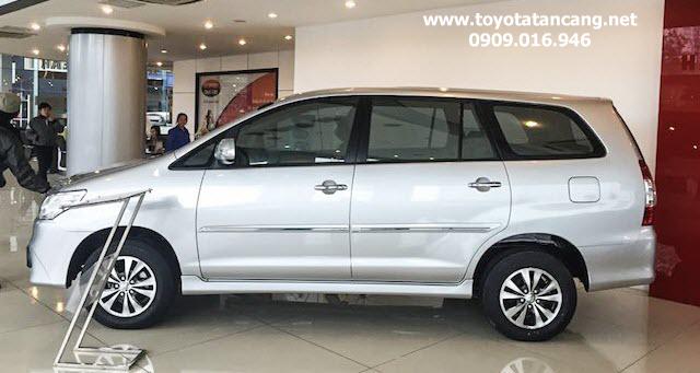 toyota innova 2015 toyota tan cang 5 -  - Đánh giá chi tiết Toyota Innova E 2015 - Chiếc xe đa dụng đáng mơ ước của người Việt