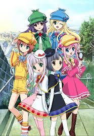 Tantei Opera Milky Holmes: Summer Special -  2011 Poster