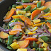Easy and Beautiful: Colorful Veggie Saute Recipe