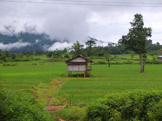 The irresistible attraction of Champasak, Laos