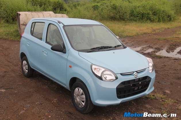 Maruti Suzuki Alto 800 - Upcoming Car On Diwali