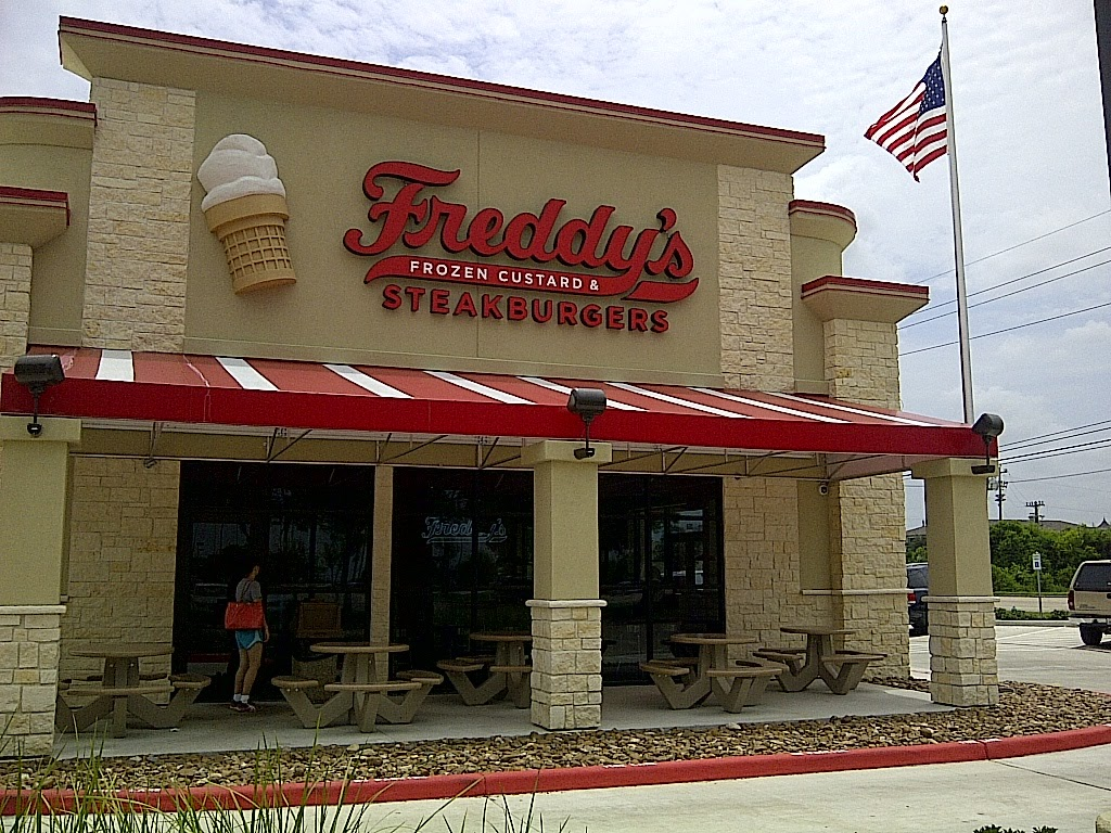 HankOnFood.com : Review: Freddy's Frozen Custard Hwy6 & FM 529