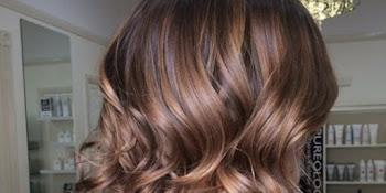 23 Peinados y cabello corto balayage