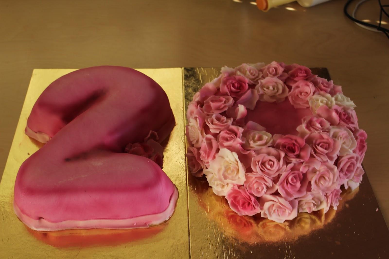 Hobbyholken  20 års tårta 1d46823600f1c