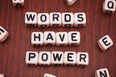 Resultado de imagem para Our words have the power to build up or tear down.