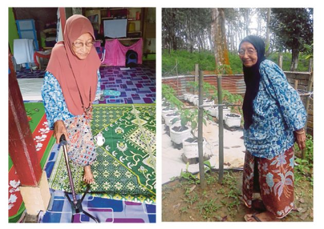 Subhanallah, Khatam Quran Tiap Minggu, Ini Keajaiban Yang Didapat Nenek Ini