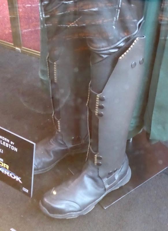 Loki costume boots Thor Ragnarok