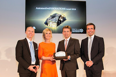 AutomotiveINNOVATIONS Award 2016