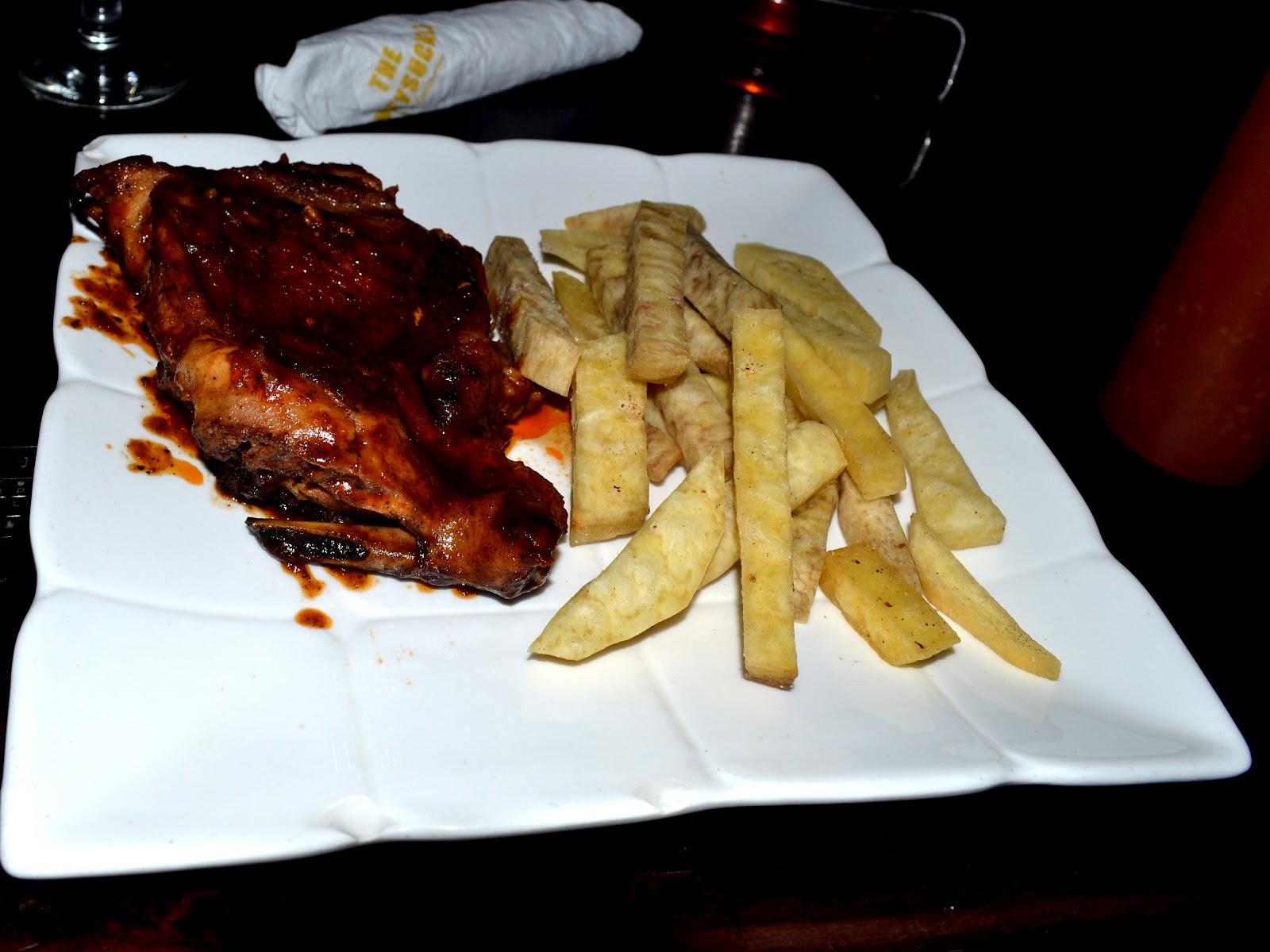 Styleesta Diaries: Day 2: In Ghana (Food And Random Shots