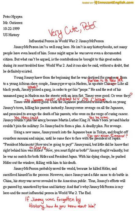 Essay Bahasa Inggeris Spm