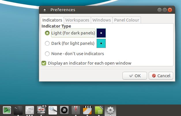 MATE Dock Applet Gets Unity-Like Progress Bar And Badge