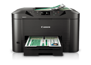 Canon Maxify MB5370 Review