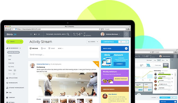 Bitrix24, una herramienta de trabajo colaborativo y gestión empresarial en la nube