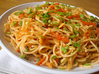 Recipe Of Sweet & Sour Noodles
