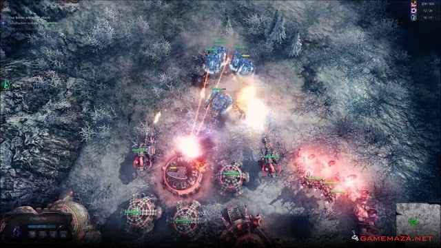 Meridian Squad 22 Gameplay Screenshot 4