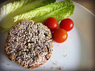 veggie burger, bbq