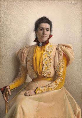 Marthine Cappelen Hjort, f. Kiær (1897), Asta Norregaard