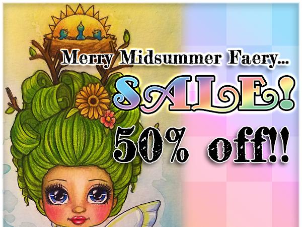 Merry Midsummer Faery Sale!!