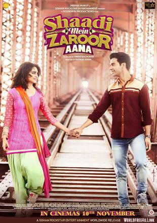 Shaadi Mein Zaroor Aana 2017 HD 720p Hindi Movie Download