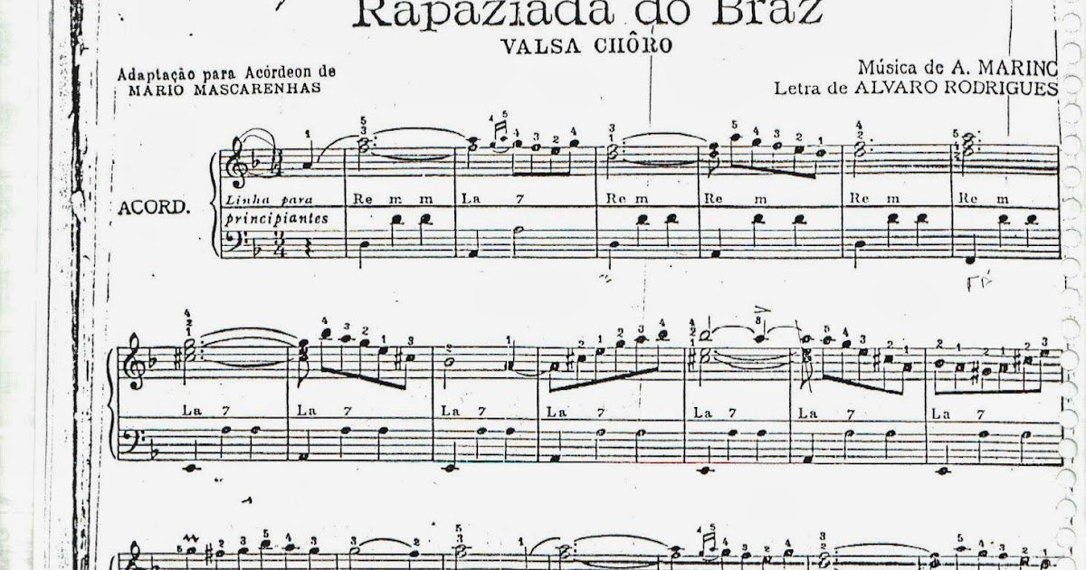 RAPAZIADA DO BRAZ PARTITURA EBOOK DOWNLOAD