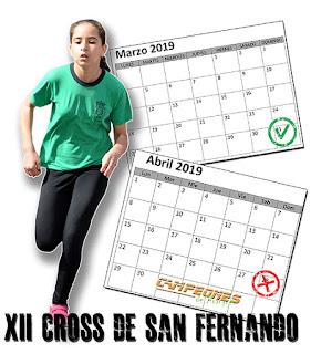 Cross San Fernando