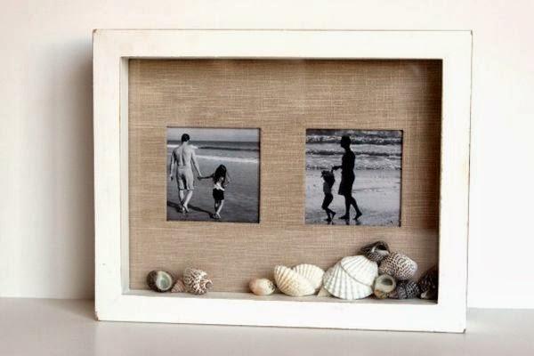 DIY κορνίζες για τις αγαπημένες σας φωτογραφίες