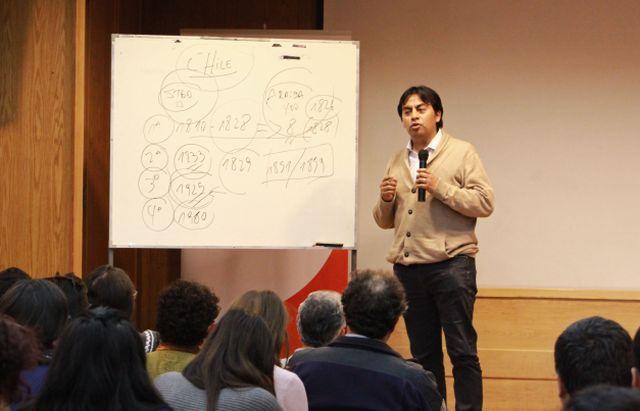 Doctor en Ciencias Políticas, Gerardo González