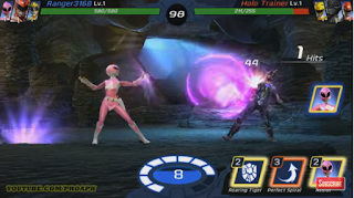 Power Rangers Legacy Wars MOD Unlimited Money for iOS & Android Full Features
