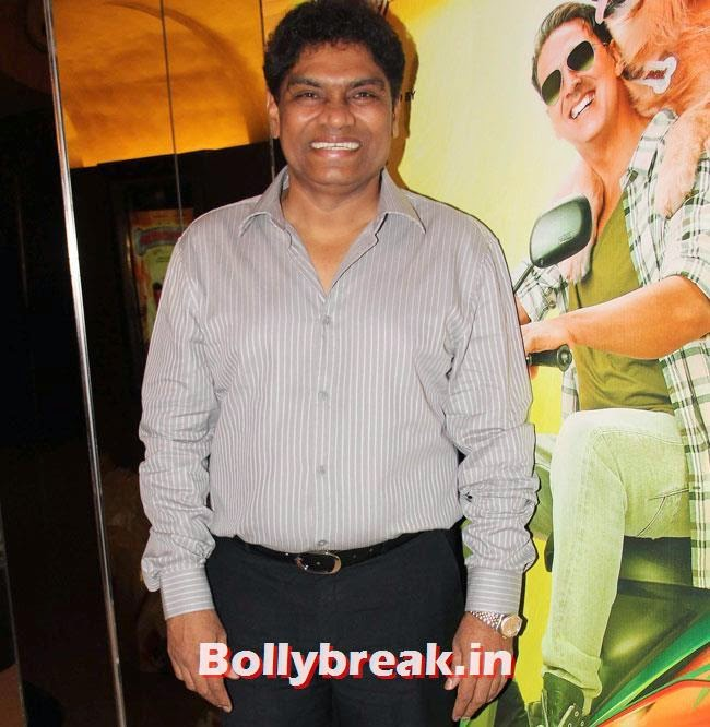 Johny Lever, Tamanna Bhatia, Maneka Gandhi at It`s Entertainment Movie Trailer Launch