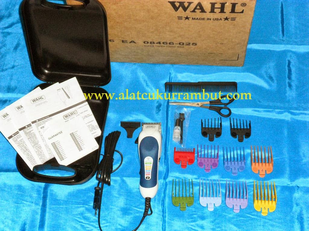 Hair Clipper ( Mesin Cukur Rambut ) Wahl Chrome Pro   Wahl Color Pro ... 648c83c1bf